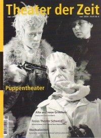 Theater der Zeit 06/2000