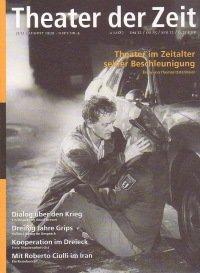 Theater der Zeit 07/1999