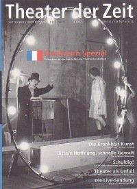 Theater der Zeit 09/1998