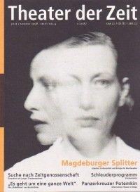 Theater der Zeit 07/1998