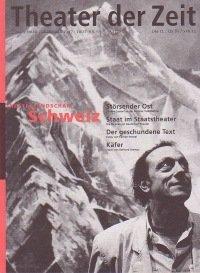 Theater der Zeit 11/1997