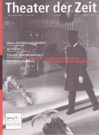 Theater der Zeit 05/1997