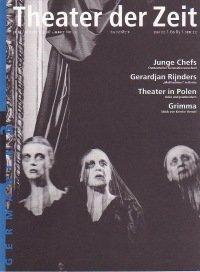 Theater der Zeit 07/1996
