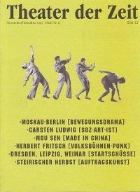 Theater der Zeit 11/1995