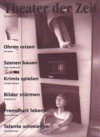 Theater der Zeit 09/1995
