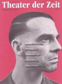 Theater der Zeit 07/1995