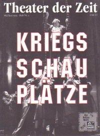 Theater der Zeit 05/1995