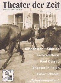 Theater der Zeit 01/1995