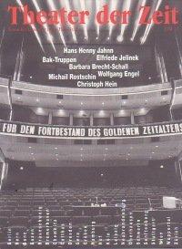 Theater der Zeit 11/1994