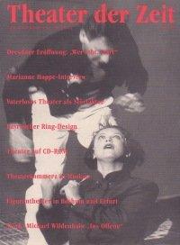 Theater der Zeit 09/1994