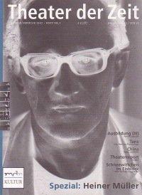 Theater der Zeit 01/1997