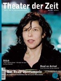 Theater der Zeit 04/2009