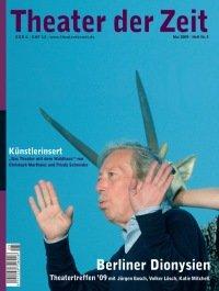Theater der Zeit 05/2009