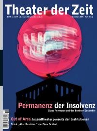Cover Heft 12/2009