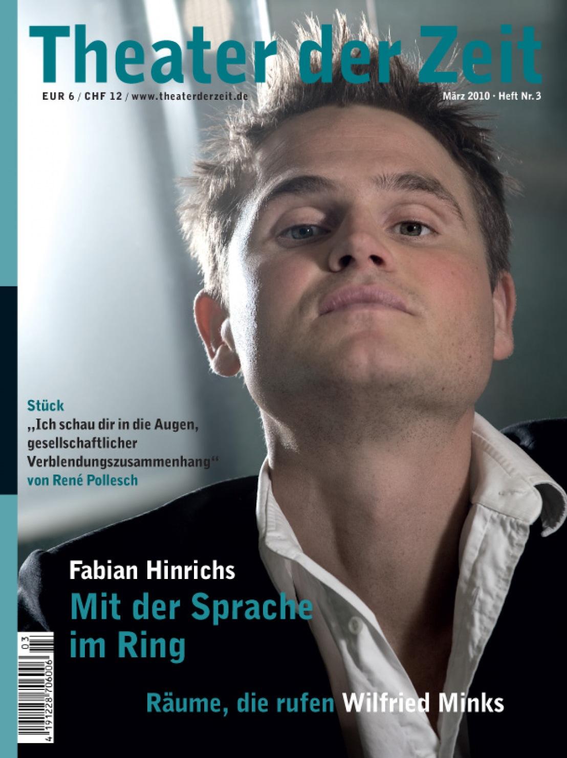 Theater der Zeit 03/2010