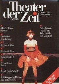 Theater der Zeit 06/1991