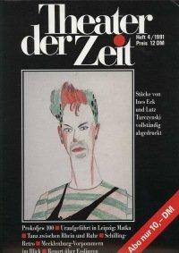 Theater der Zeit 04/1991