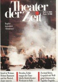Theater der Zeit 02/1991