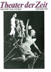 Theater der Zeit 05/1989