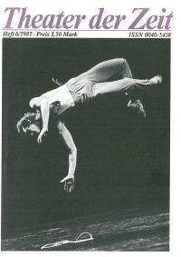 Theater der Zeit 06/1987