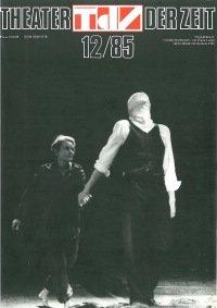 Theater der Zeit 12/1985