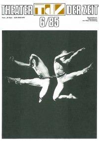 Theater der Zeit 06/1985