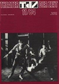 Theater der Zeit 11/1984