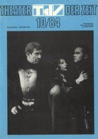 Theater der Zeit 10/1984