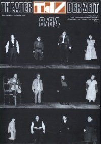 Theater der Zeit 08/1984