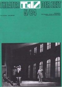 Theater der Zeit 05/1984