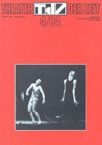 Theater der Zeit 04/1984