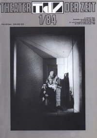 Theater der Zeit 01/1984