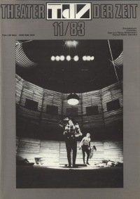 Theater der Zeit 11/1983