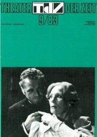 Theater der Zeit 09/1983