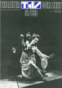 Theater der Zeit 08/1983