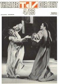 Theater der Zeit 04/1983