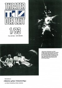 Theater der Zeit 01/1983