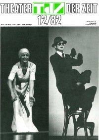 Theater der Zeit 12/1982