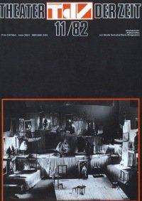 Theater der Zeit 11/1982