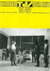 Theater der Zeit 10/1982