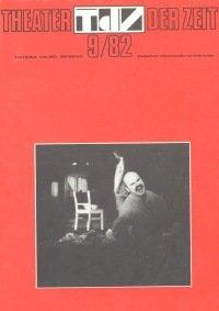 Theater der Zeit 09/1982