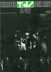 Theater der Zeit 08/1982