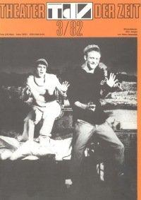 Theater der Zeit 03/1982