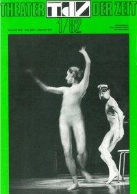 Theater der Zeit 01/1982