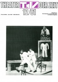 Theater der Zeit 12/1981