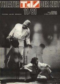 Theater der Zeit 11/1981