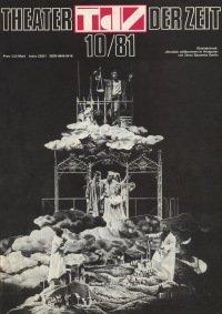 Theater der Zeit 10/1981