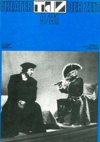 Theater der Zeit 09/1981