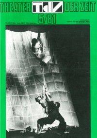 Theater der Zeit 05/1981