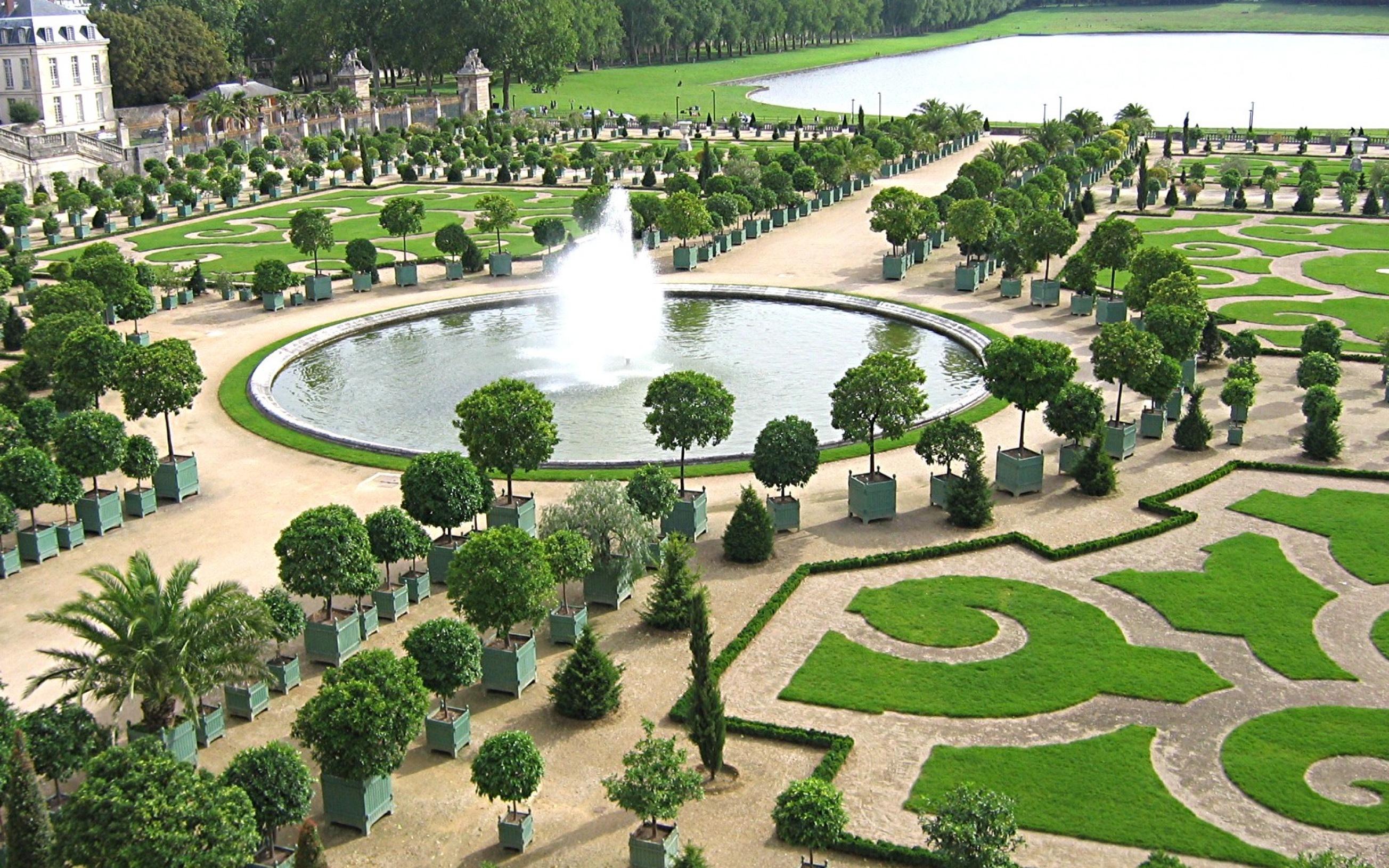 Orangerie vom Schloss Versailles